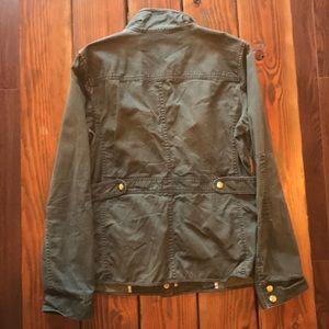 J. Crew Jackets & Coats - J crew utility jacket